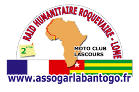 Logo de l'association humanitaire Garlaban Togo